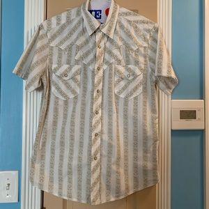 Original Arizona Jean Co. Cowboy Style Shirt